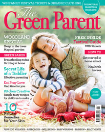The Green Parent Issue 41 Cover