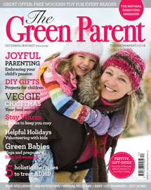 The Green Parent Issue 44 Cover