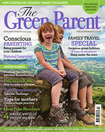 The Green Parent Issue 45 Cover