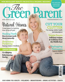 The Green Parent Issue 46 Cover