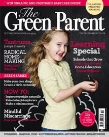 The Green Parent Issue 49 Cover