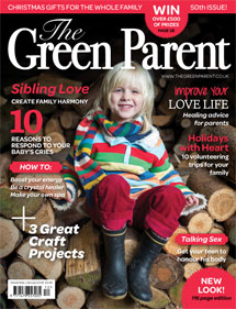 The Green Parent Issue 50 Cover