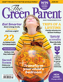 The Green Parent Issue 51 Cover