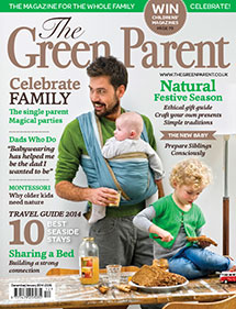The Green Parent Issue 56 Cover