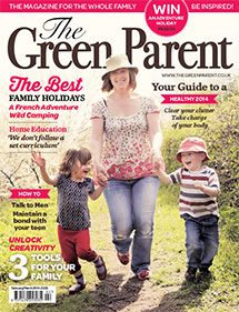 The Green Parent Issue 57 Cover