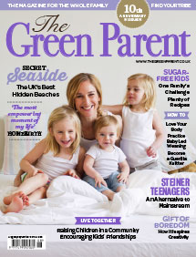 The Green Parent Issue 60 Cover