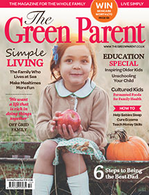 The Green Parent Issue 61 Cover