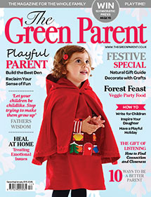 The Green Parent Issue 62 Cover