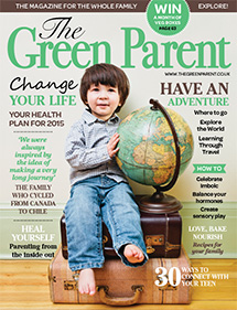 The Green Parent Issue 63 Cover