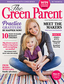 The Green Parent Issue 64 Cover