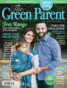 The Green Parent Issue 66 Cover