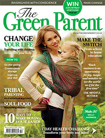 The Green Parent Issue 69 Cover
