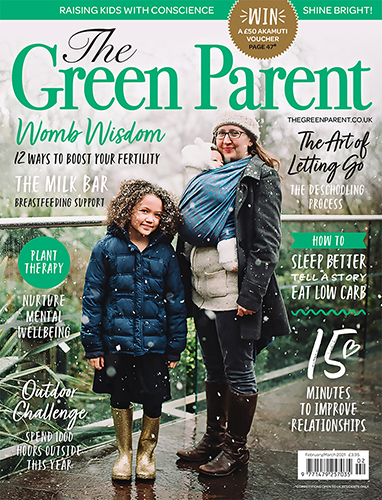 The Green Parent Issue 99 Cover