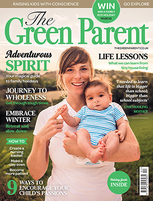 The Green Parent Issue 75 Cover