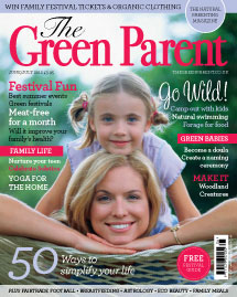 The Green Parent Issue 47 Cover