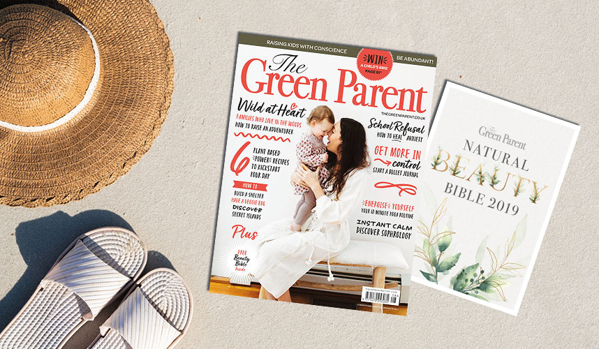 The perfect summer read! Our new issue is out now… - The Green Parent