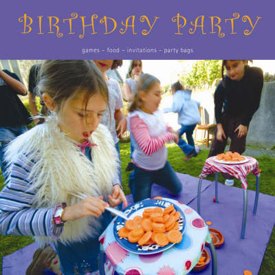 Birthday Party (£9.99 Ziegel Publishing)