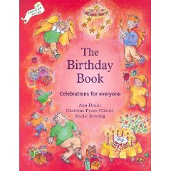 The Birthday Book (£15.99 Hawthorn Press)