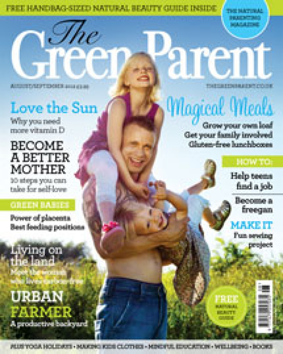 The Green Parent Issue 48 Cover