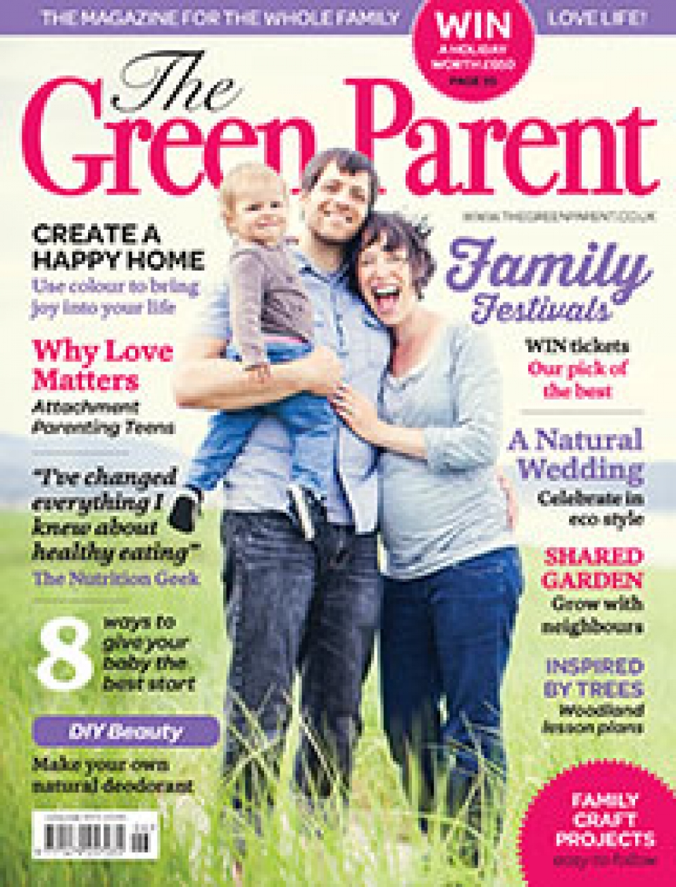 The Green Parent Issue 53 Cover