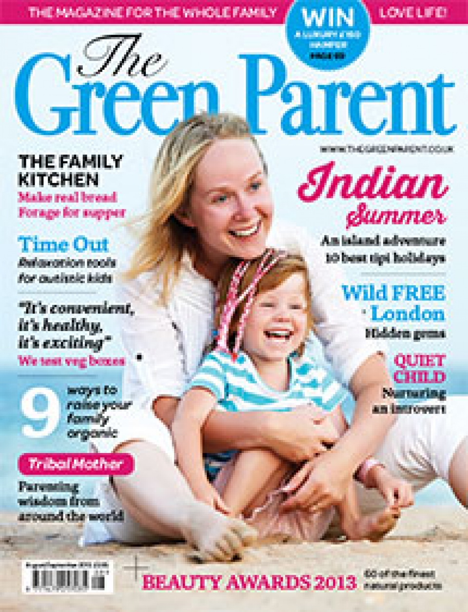 The Green Parent Issue 54 Cover