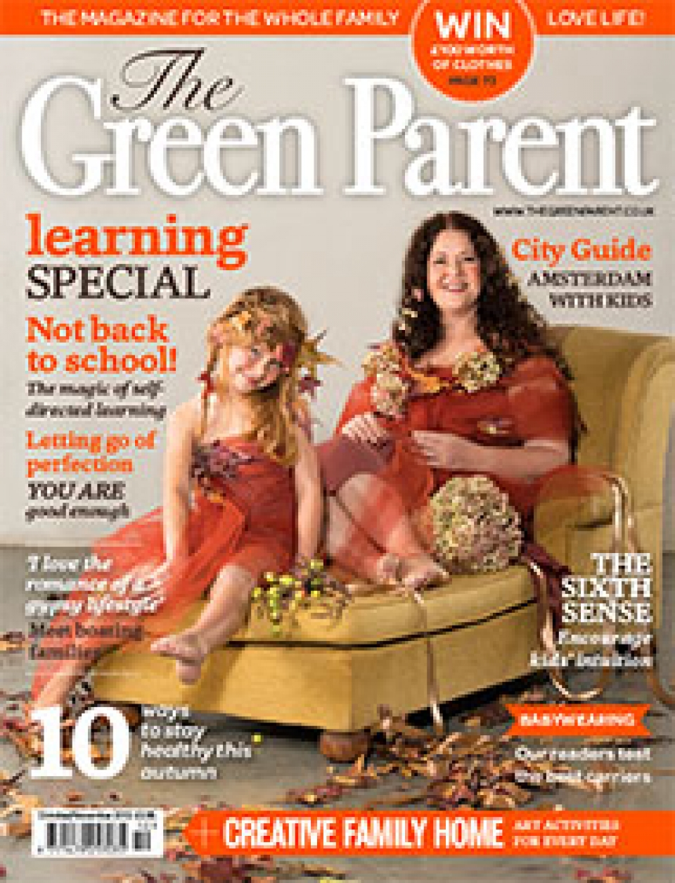 The Green Parent Issue 55 Cover