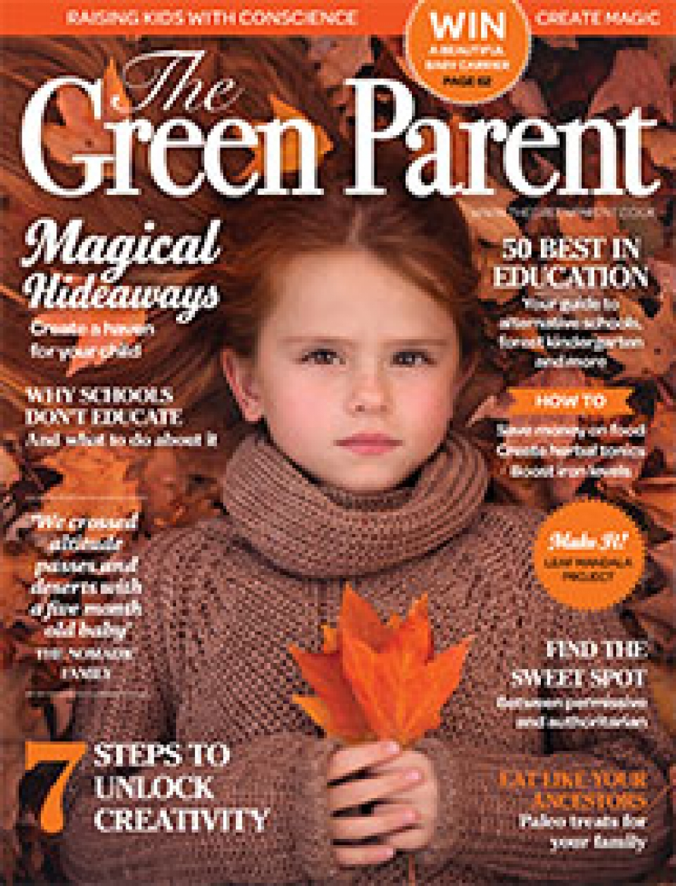 The Green Parent Issue 67 Cover