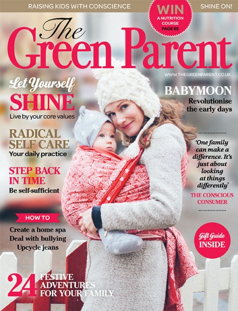 The Green Parent Issue 74 Cover