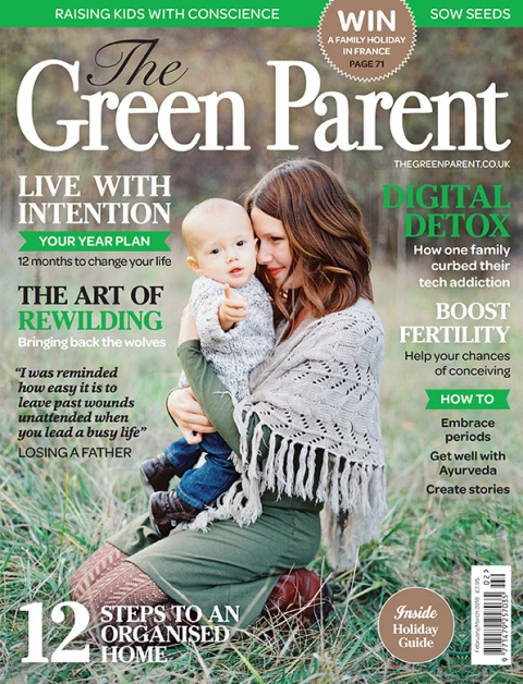 The Green Parent Issue 81 Cover