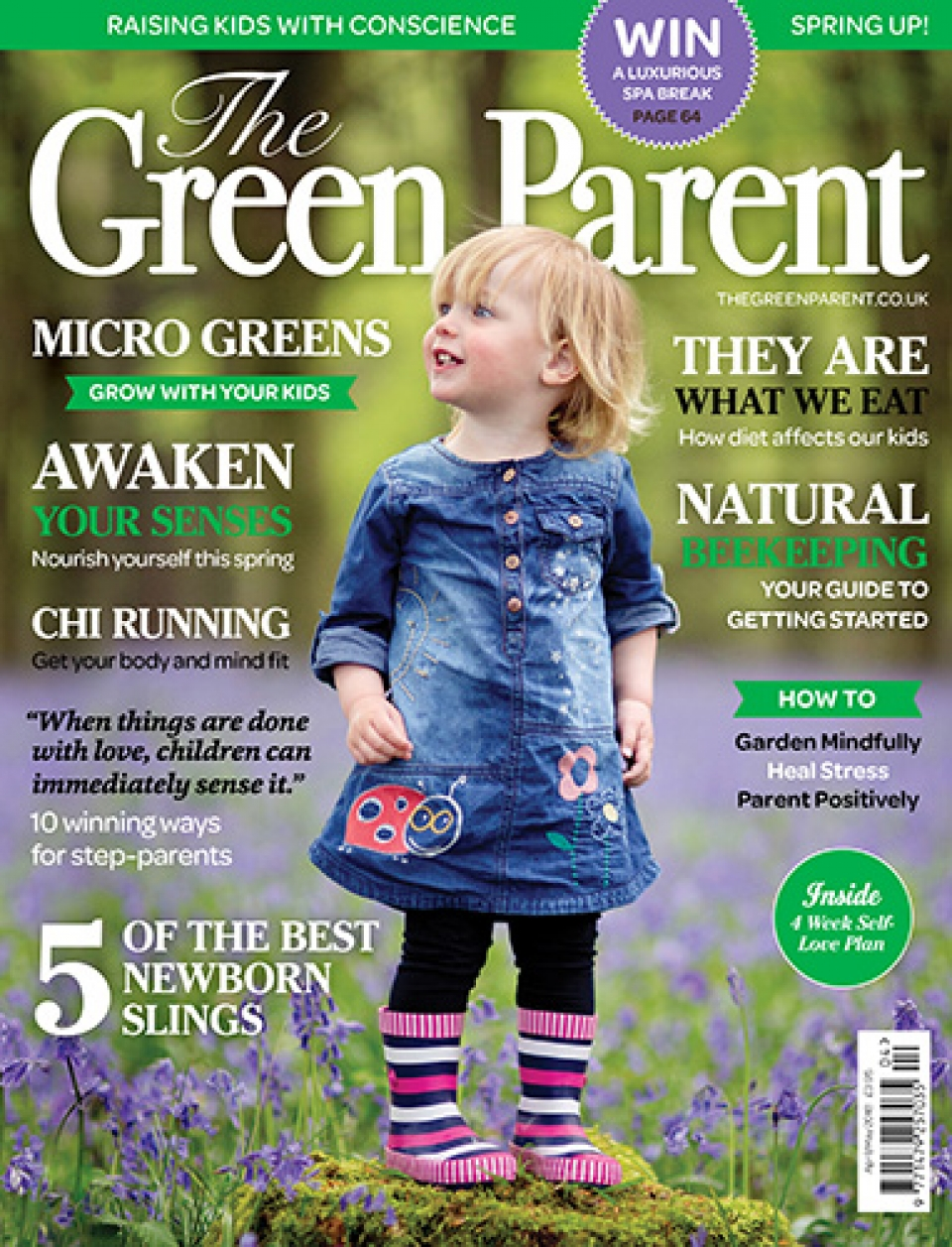 The Green Parent Issue 82 Cover