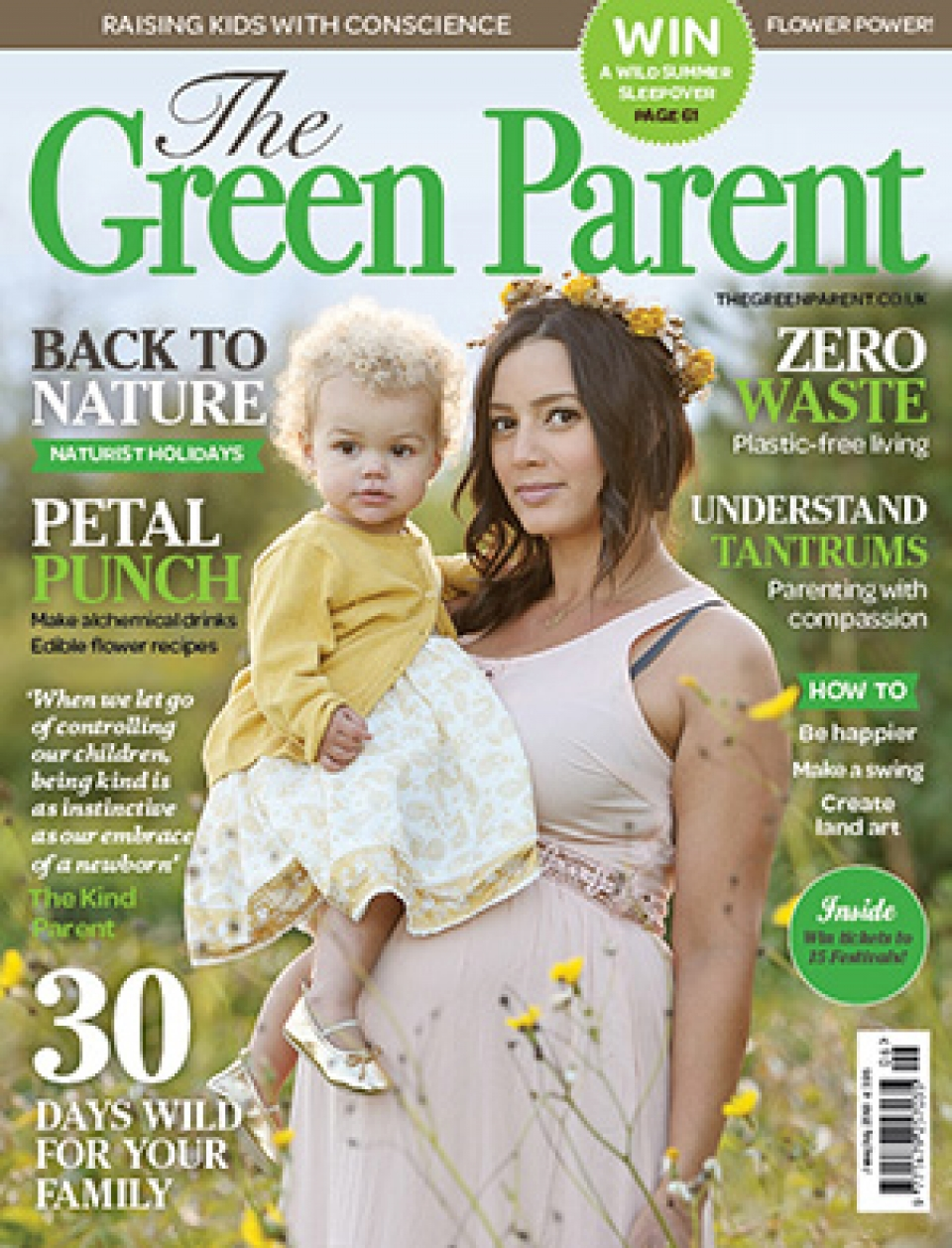 The Green Parent Issue 83 Cover