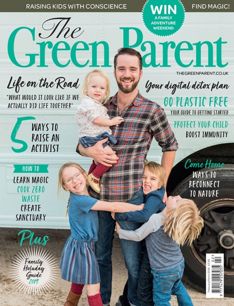 The Green Parent Issue 87 Cover