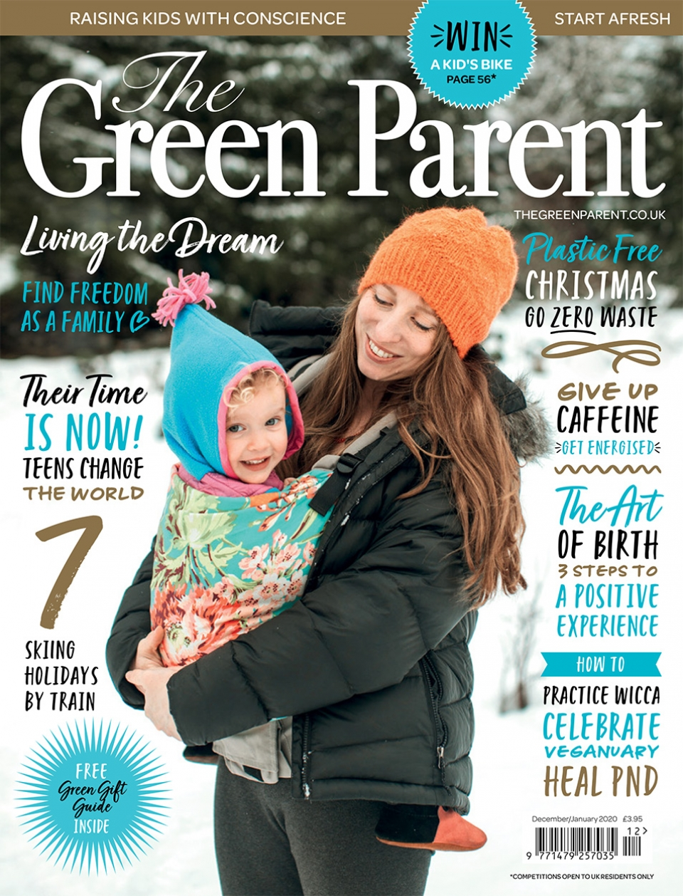 The Green Parent Issue 92 Cover