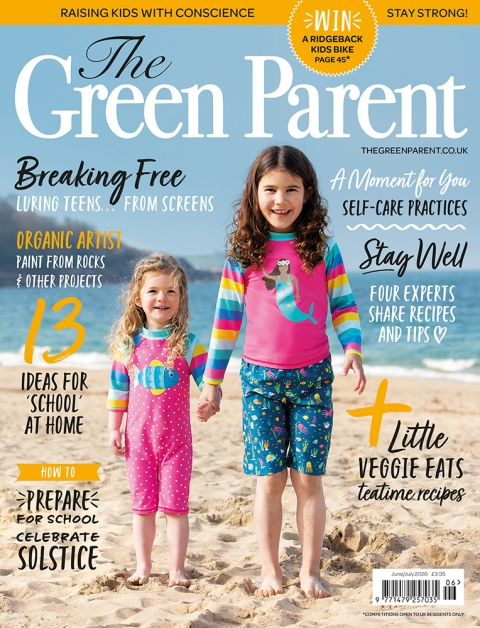 The Green Parent Issue 95 Cover