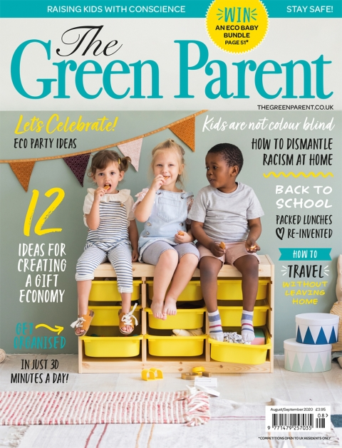 The Green Parent Issue 96 Cover