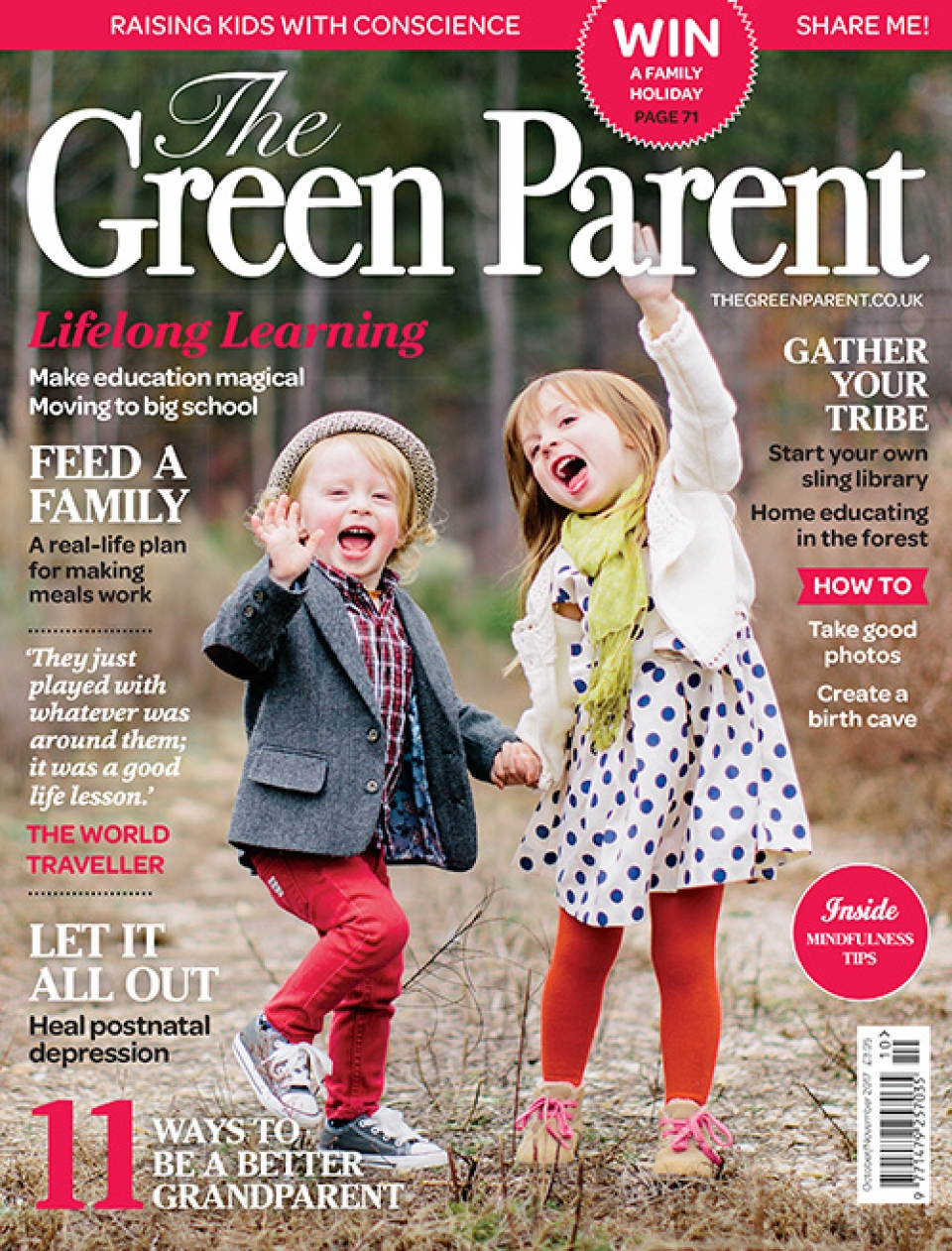 The Green Parent Issue 79 Cover