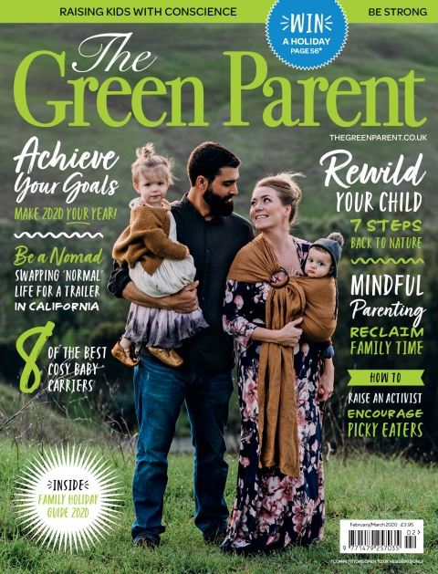 The Green Parent Issue 93 Cover