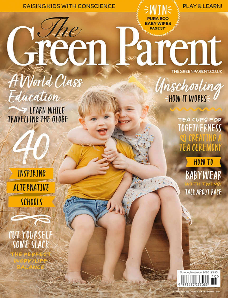 The Green Parent Issue 97 Cover