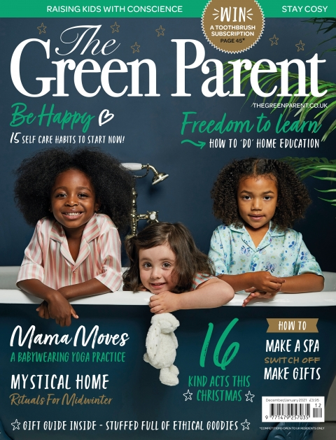 The Green Parent Issue 98 Cover