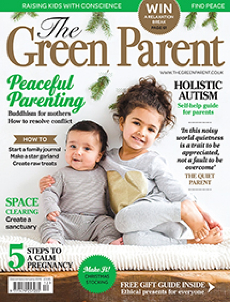 The Green Parent Issue 68 Cover