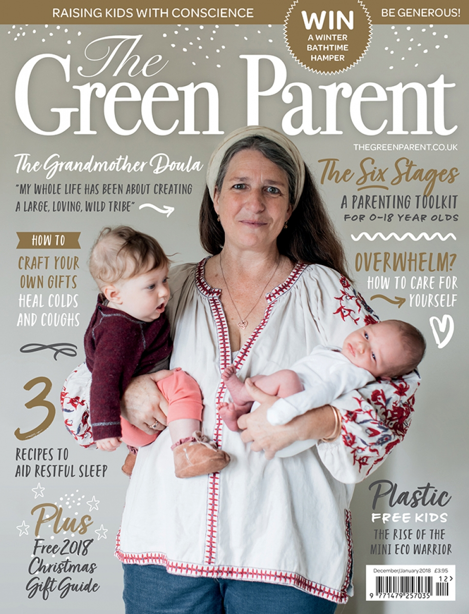 The Green Parent Issue 86 Cover