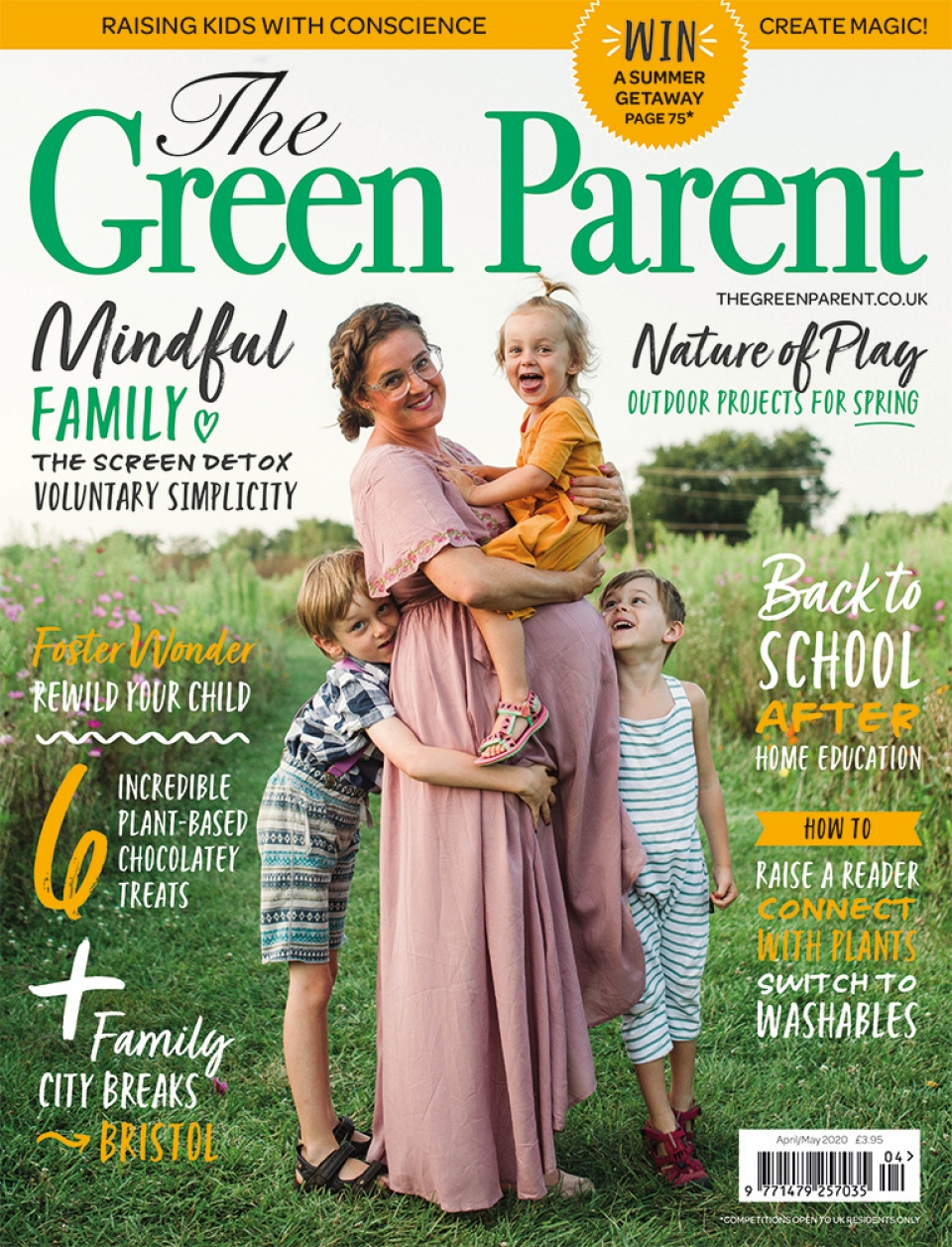 The Green Parent Issue 94 Cover