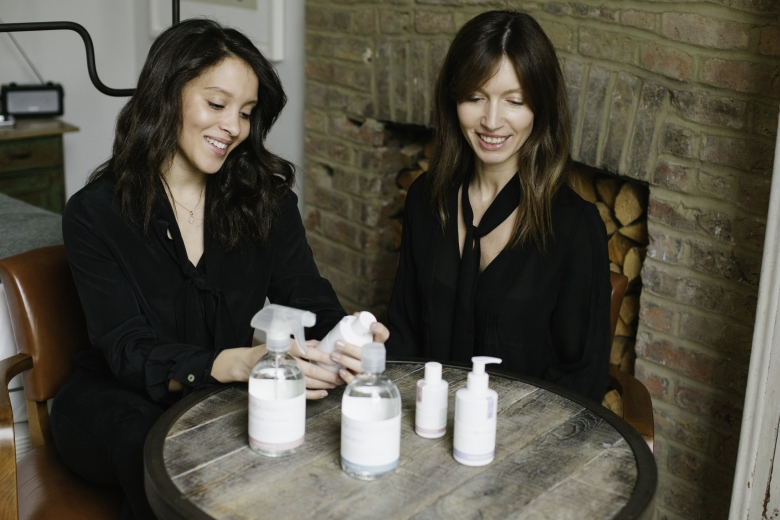 Sophie and Marie of KINN Living